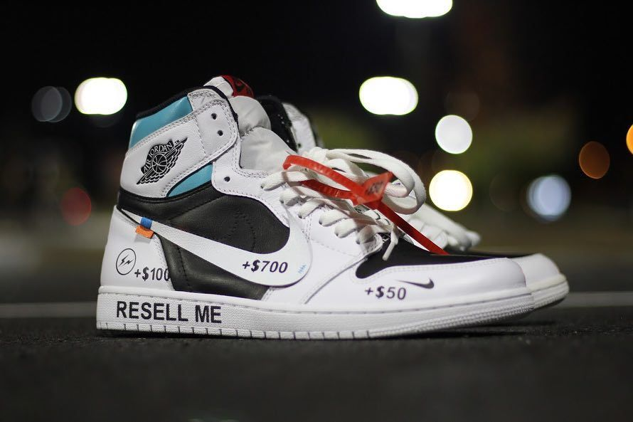 wholesale dealer 494d5 b0833 Would you rock or resell  📷 by  kennethcolecustoms  airforce1  airjordan1   complex  fashionblog  grailify  highsnobiety  hsdailyfeature  hype   hypebeast ...