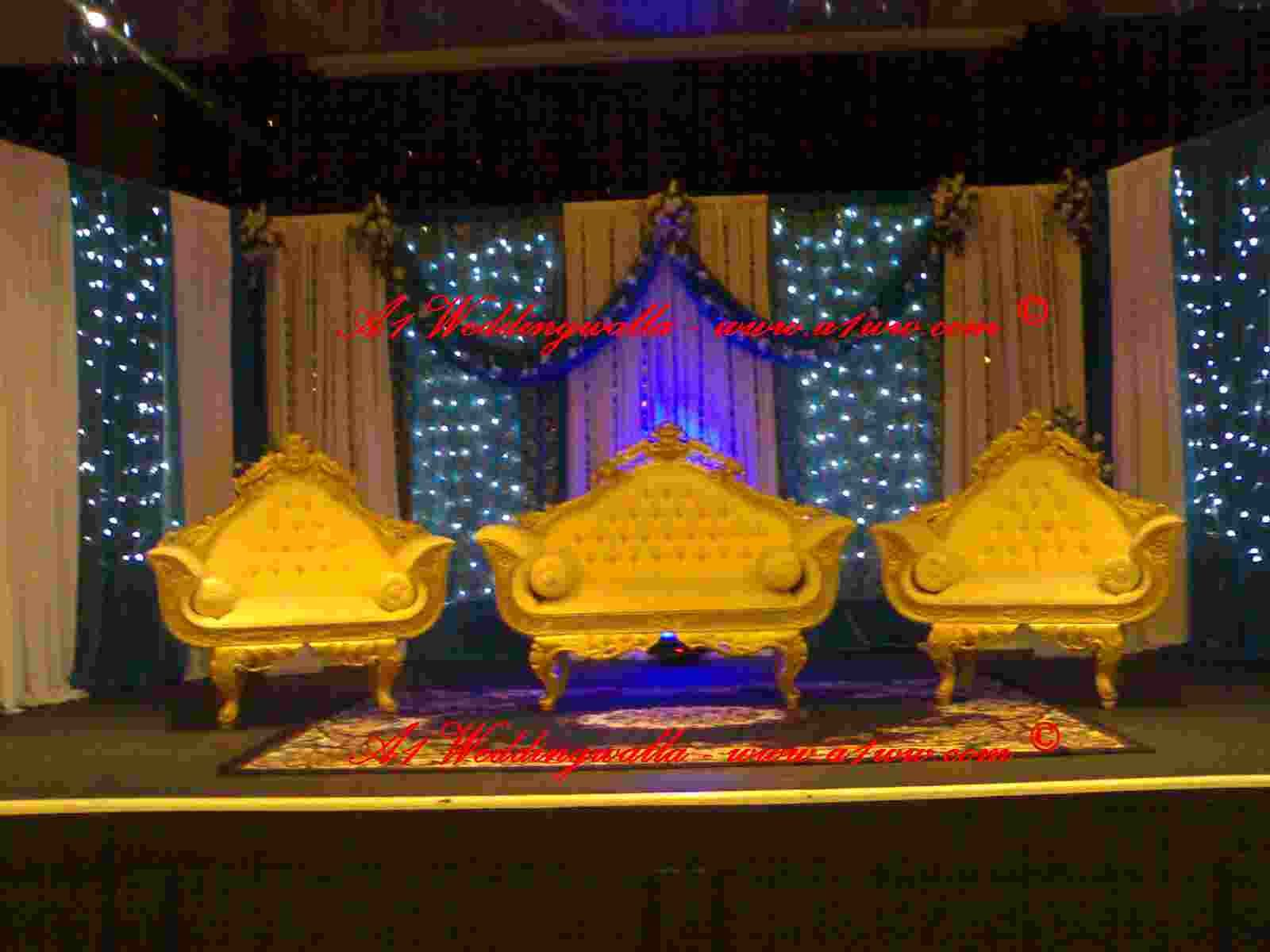 wedding stage decoration pics%0A indian wedding decorations  Google Search