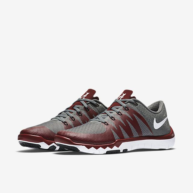 db5a4a81b6cf Nike Free Trainer 5.0 V6 AMP (Alabama) Men s Training Shoe. Nike Store