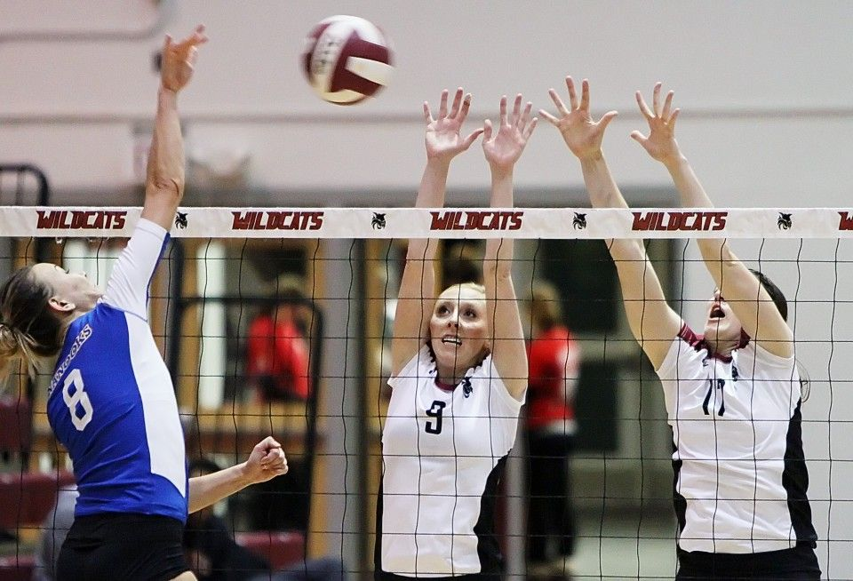 Cwu Volleyball Focuses Sweeps Fairbanks Volleyball Daily Record Nicholson