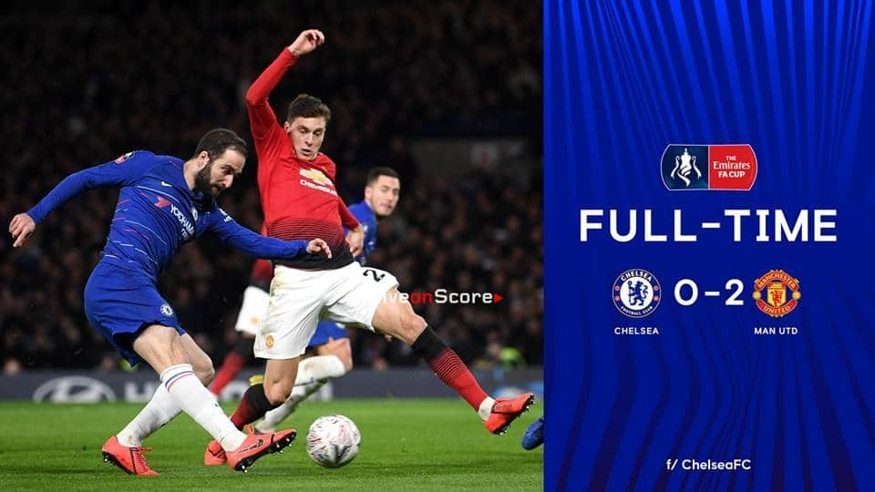 Chelsea 0 2 Manchester United Full Highlight Video Fa Cup 2019 Allsportsnews Football Highlightvideos Chelsea Fa Cup Manchester United Full Highlights
