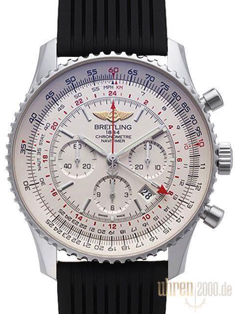 Breitling Navitimer Gmt Ab044121 G783 252s A20d 2 Kautschukband Breitling Navitimer Breitling Breitling Watches