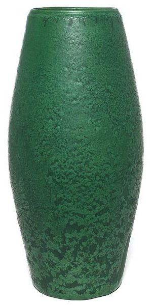 Wheatley vase, unmarked, 11.5 in. high