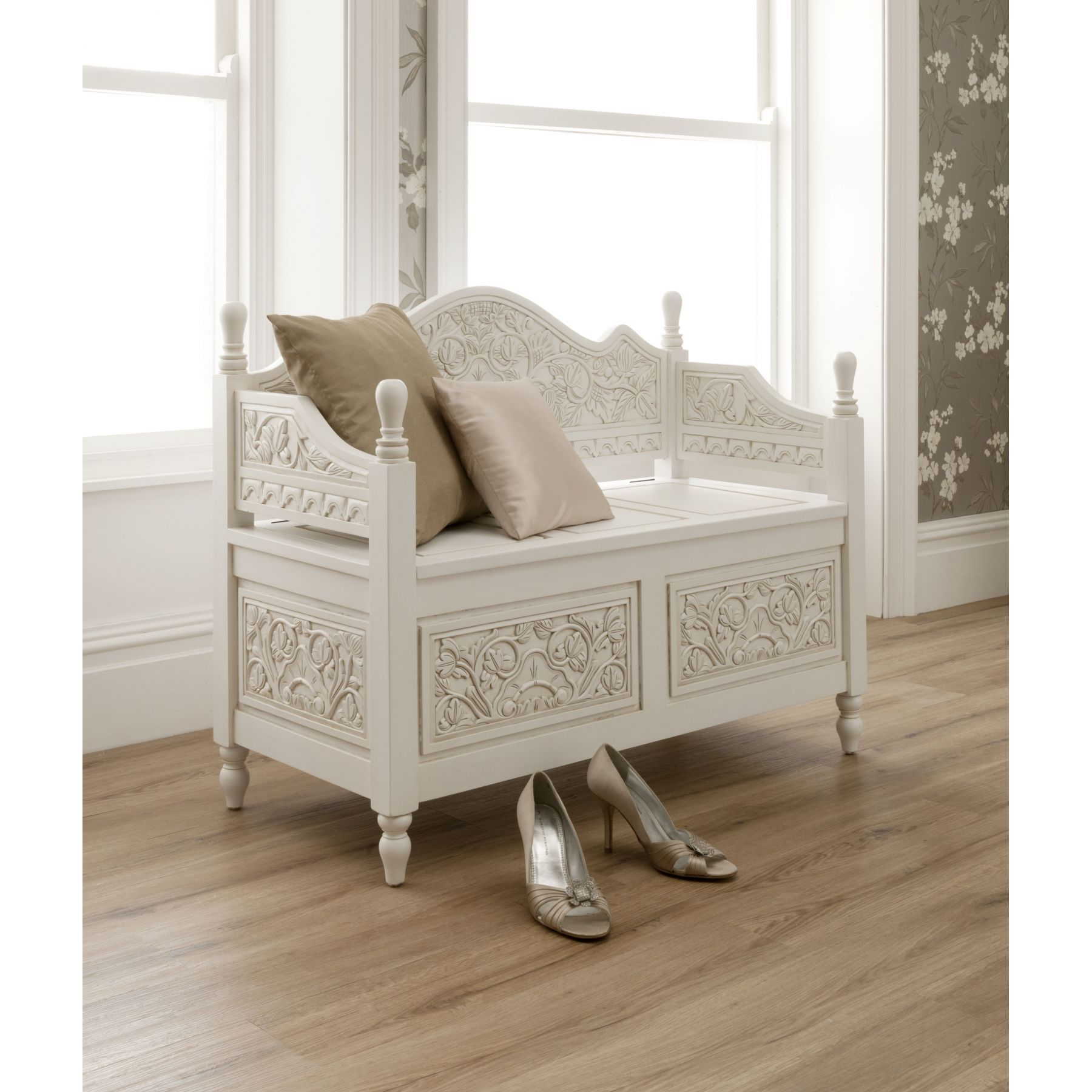La Rochelle Antique French Monks Bench Is A Fantastic Addition To Our Award  Winning Furniture