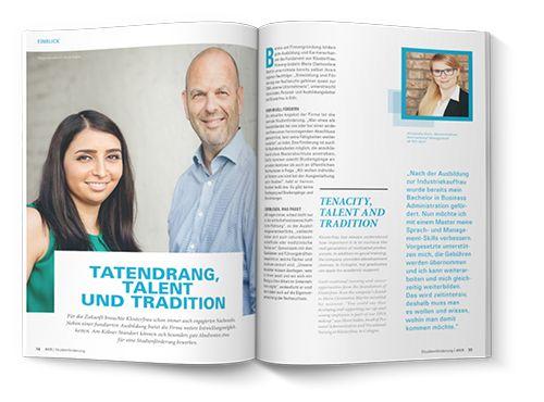 Mitarbeitermagazin Wir Together Der Klosterfrau Healthcare Group