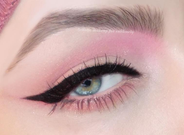 pink freshi makeup