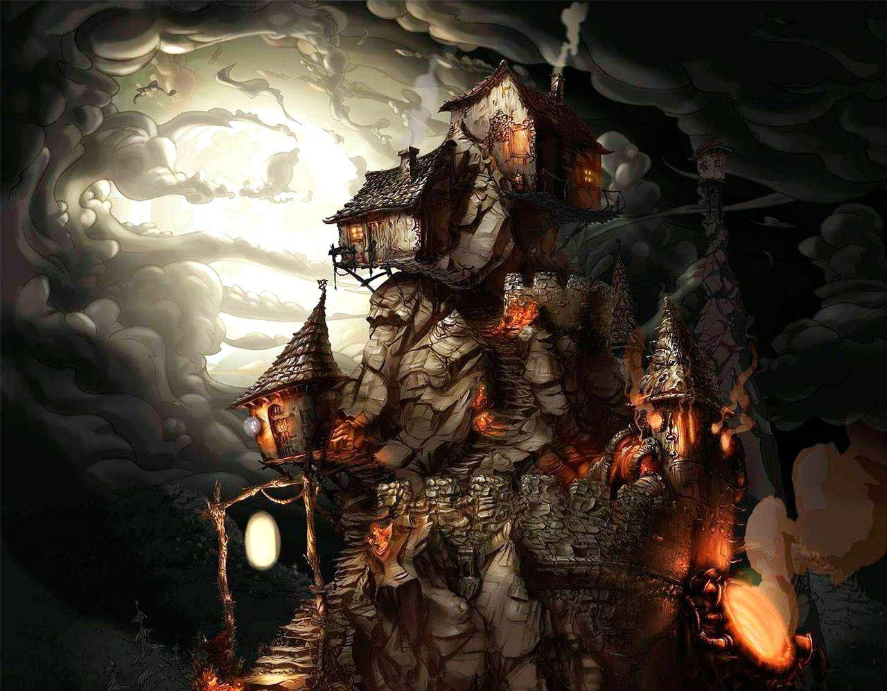 marco h llen 2d fantasy art world wallpaper wallpaper pictures rh pinterest com