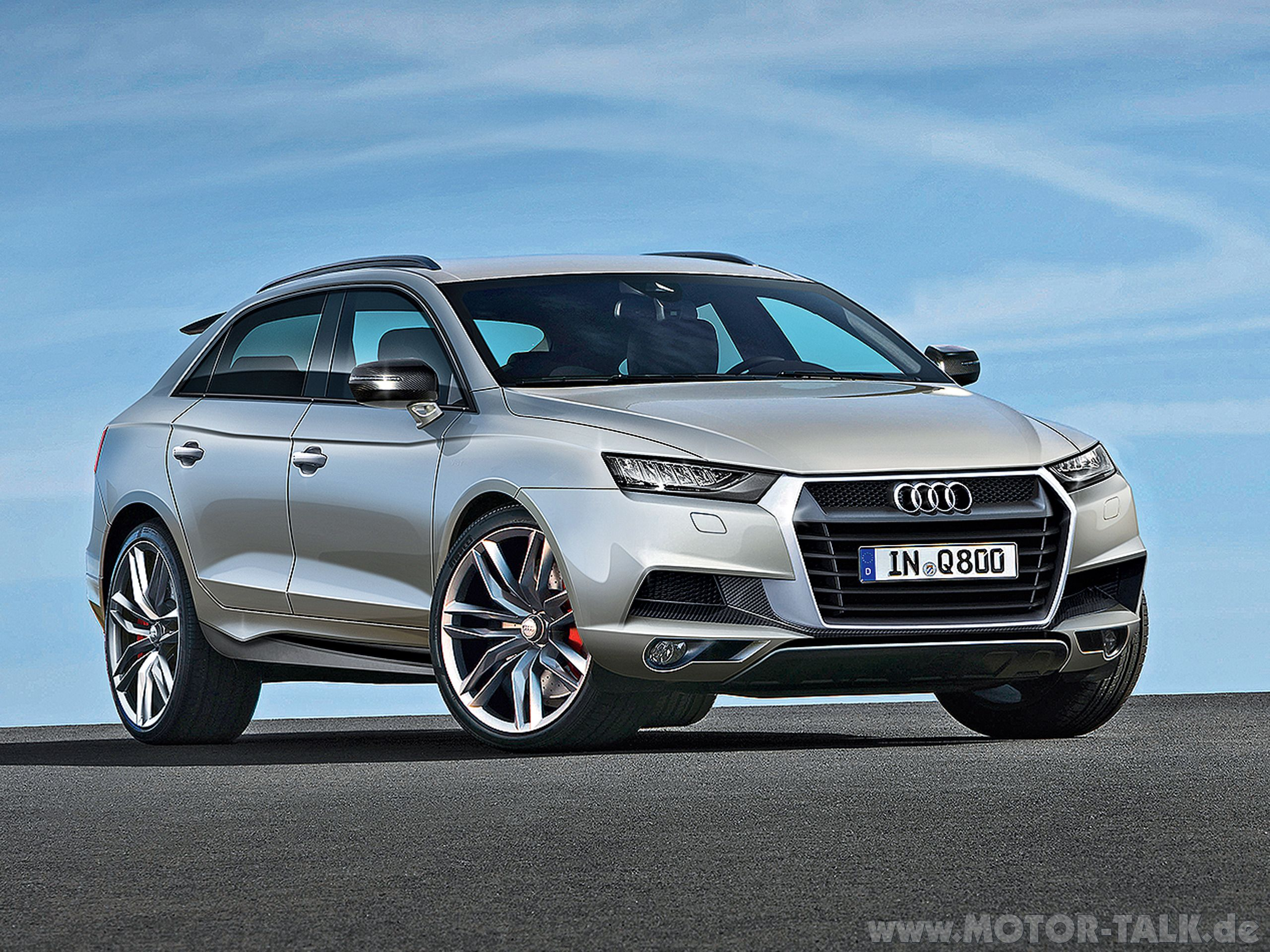2014 Audi Q8 sport Cars ❤ Pinterest