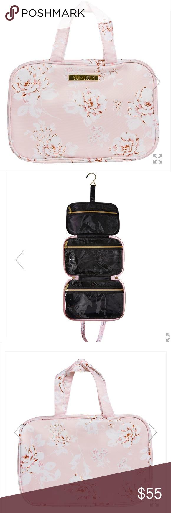 NWT Yumi Kim Hanging Toiletries Cosmetic case Bag NWT
