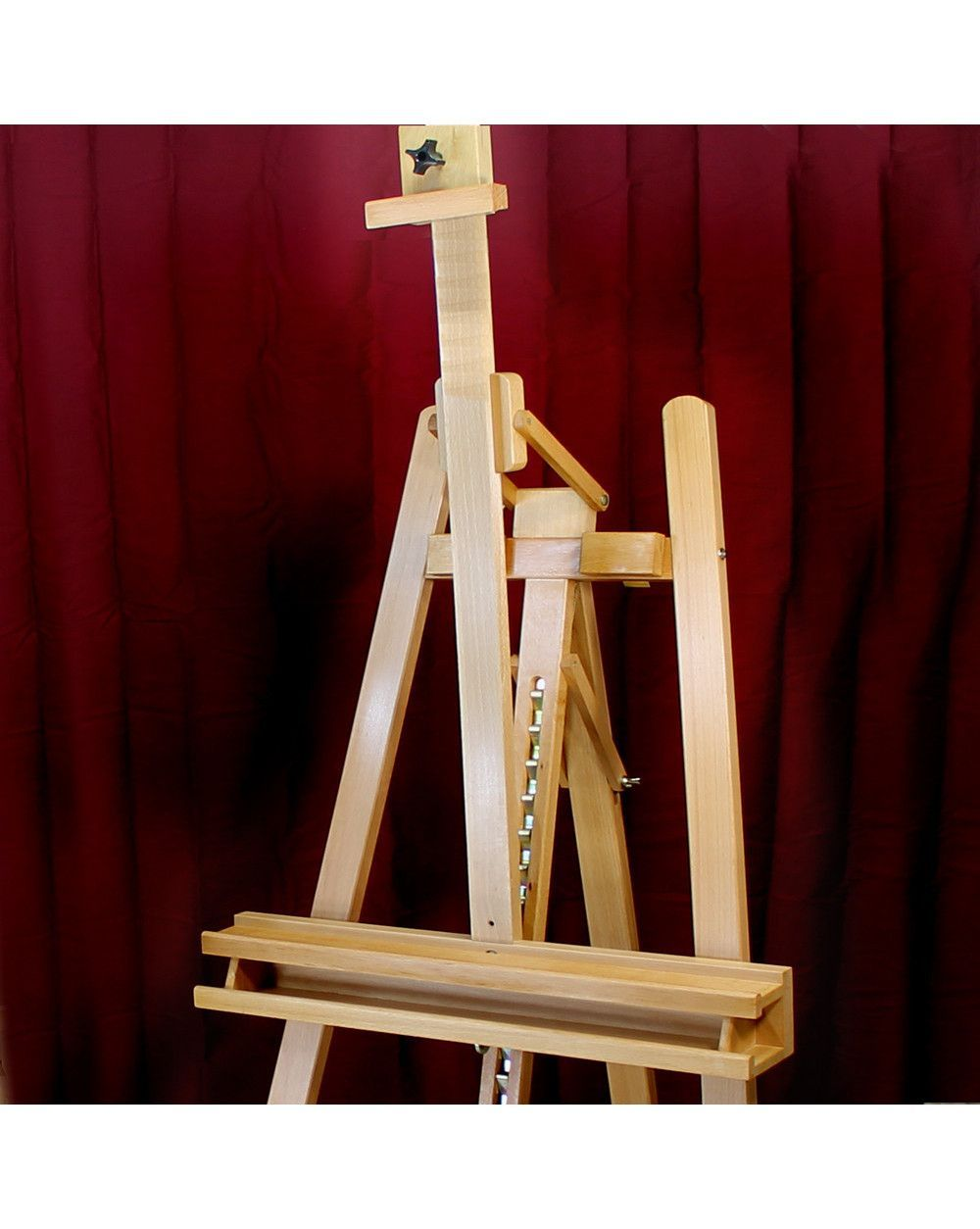 Inclinable Lyre Easel by Art Alternatives | New art studio