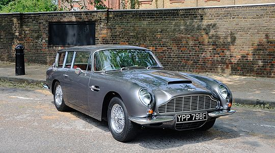 driven aston martin db6 shooting brake classic driver magazine rh pinterest com