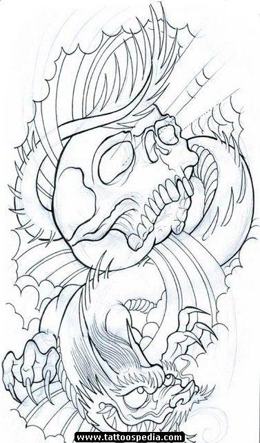 Rose Tattoo Sleeve Outline Outline Snake S...