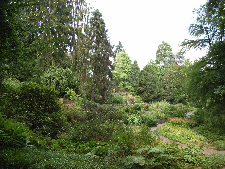 Botanical Garden Bielefeld, Bielefeld, North Rhine-Westphalia, Germany
