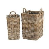 Found it at Wayfair - French Bottle Basket
