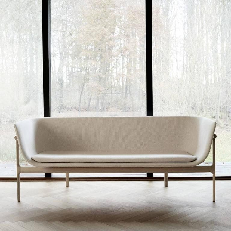 Tailor Lounge Sofa by Rui Alves Natural