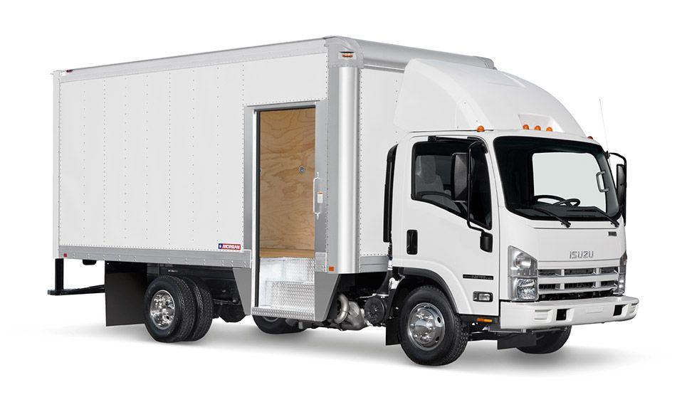 Morgan Corporation Truck Body Maximizer Options Trucks Work Truck Body