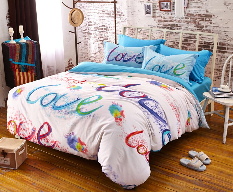 High Quality Bright Color Comforter SetsBuy Cheap Bright