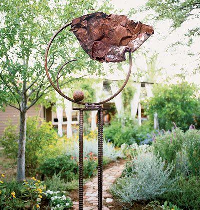 sculpture de jardin en m tal art metal pinterest sculptures de jardin en m tal sculptures. Black Bedroom Furniture Sets. Home Design Ideas