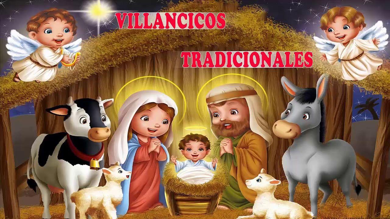 Villancicos clasicos de navidad en espanol