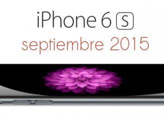 iPhone 6S lanzamiento – Fechas oficiales de lanzamiento