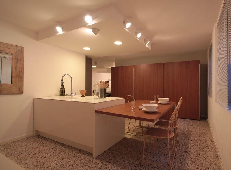 cucina valdesign cucine domus moderna laccato lucido - cucine a ... - Cucine Valdesign