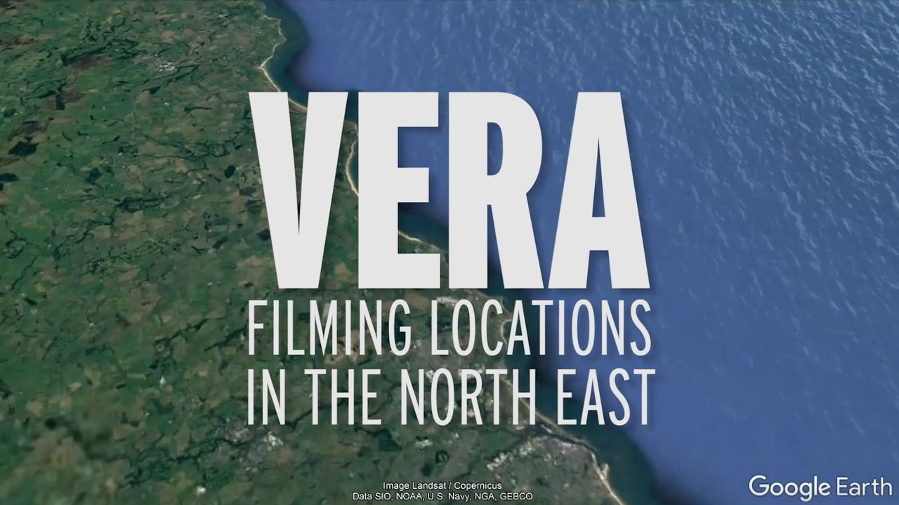 Where is Vera's filmed? Check out locations used in the