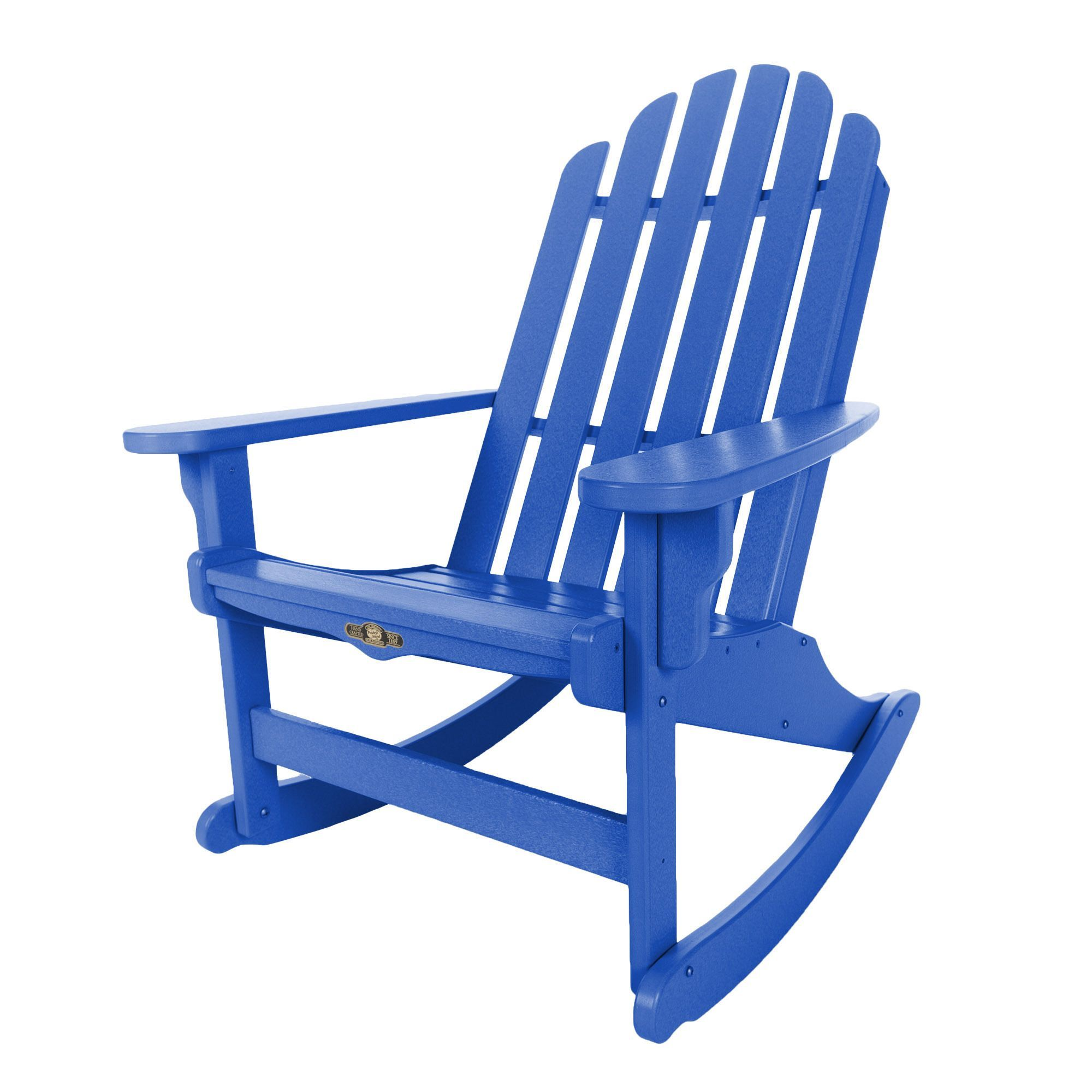 Essential Adirondack Rocker , Patio Furniture