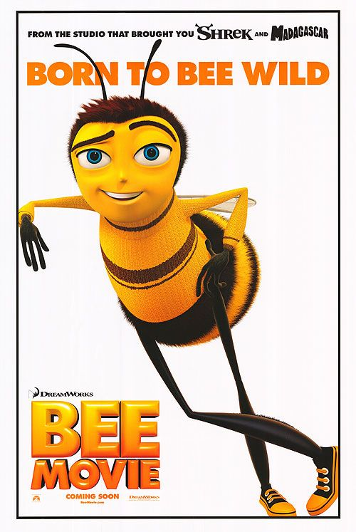 Watch The BEE MOVIE Clip