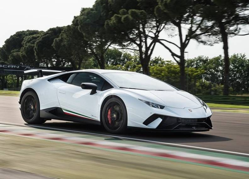 2018 Lamborghini Huracan Performante Review Specs Photo