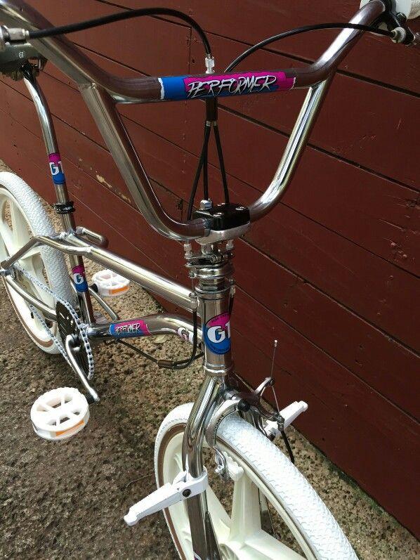 87 GT Performer BMX | Gt bmx, Bmx freestyle, Vintage bmx bikes