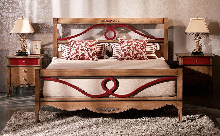 Dormitorio clásico Style | Pinterest | Dormitorios clasicos, Somier ...
