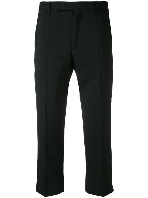 Cropped Tailored Pants Maison Martin Margiela PXGQMll5