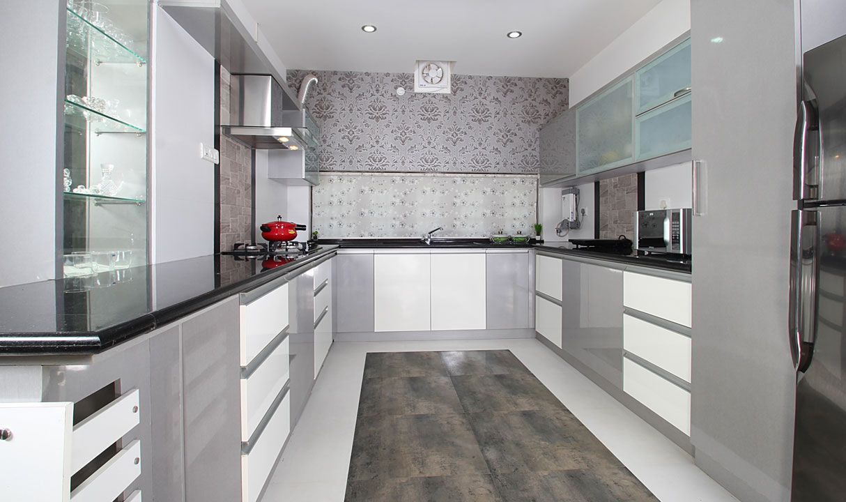 Quba Kitchens is a well known for Modular