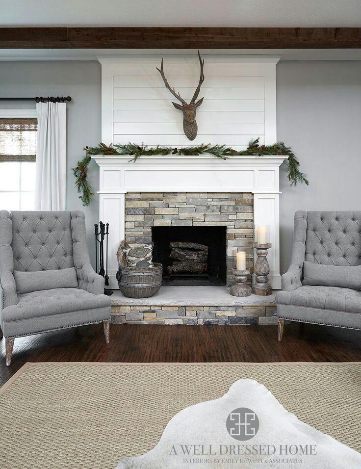 Pin by Mandy McCall on fireplace