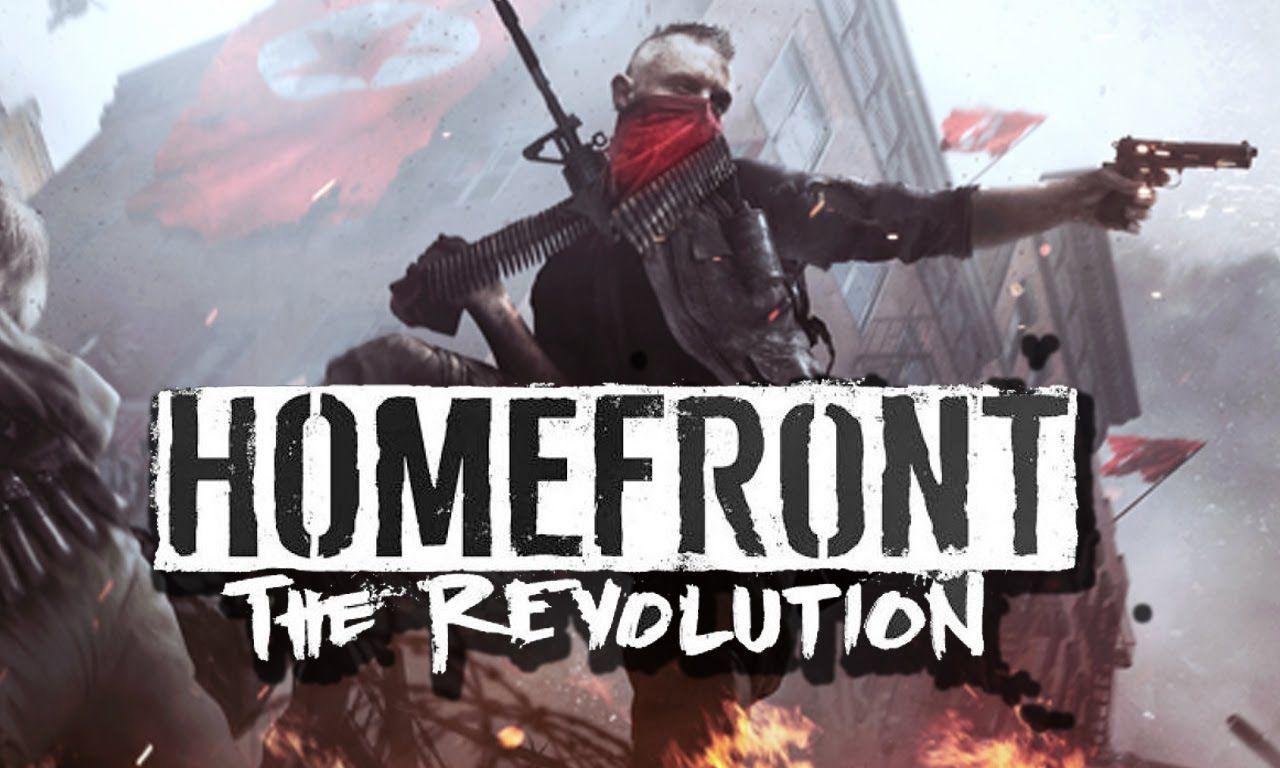 Homefront the revolution   Revolution, Game reviews, Gaming blog