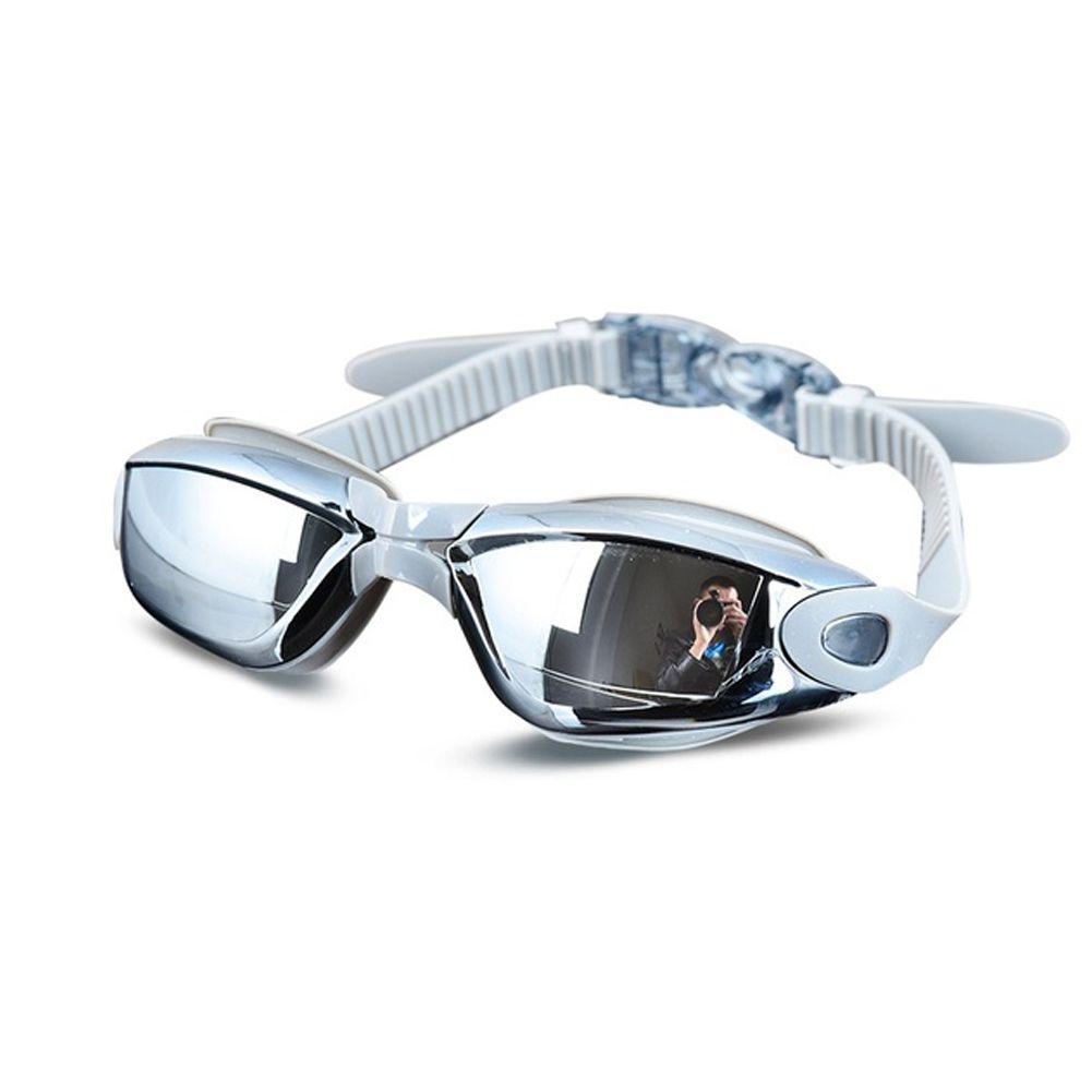 Anti Fog Uv Waterproof Swim Diving Water Glasses Gafas Adjustable Swim Eyewear Water Diving Goggles For Women And Men Swimming Glasses Swimming Goggles Goggles