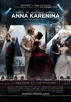 Anna Karenina - DVDSCR - 2012 - Türkçe Altyazı
