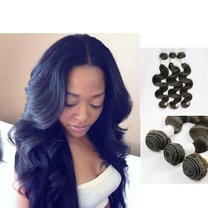 8A malaysian virgin hair body wave 4 bundles wet and wavy human hair extensions cheveux bresilien cheap best malaysian body wave