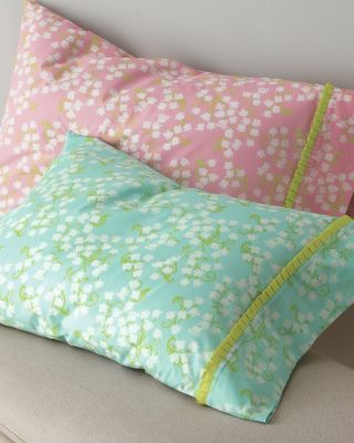 Lilly Pulitzer® Lilly of the Valley Percale Bedding