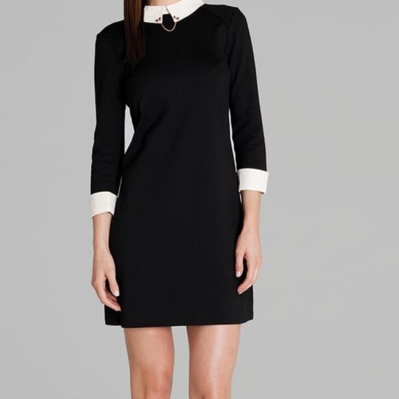 14+ Black dress with white collar and cuffs ideas in 2021