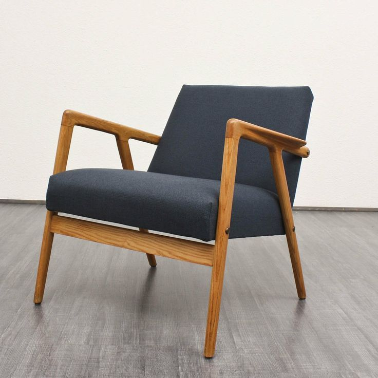 Room Alf Svensson Ash Lounge Chair 1950s
