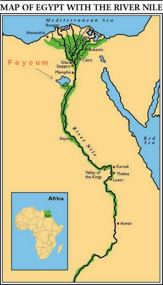 Egypt covers an area of approximately 1001450km2 386662 miles