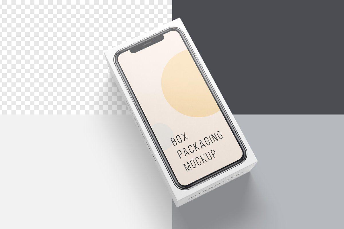 Download Box Packaging Mockup In 2020 Packaging Mockup Box Packaging Packaging