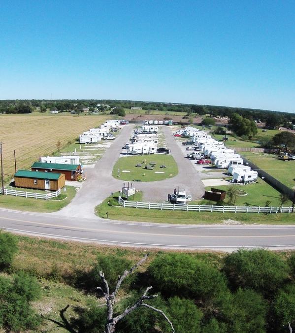 Galloping Snail RV At Bryan TX