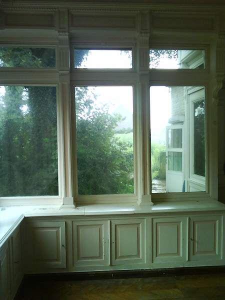 idee aanbouw slaapkamer oude antieke historische bouwmaterialen veranda serre prieel tuin_detail8