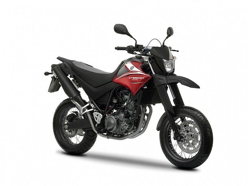 Yamaha Xt 660 X Media