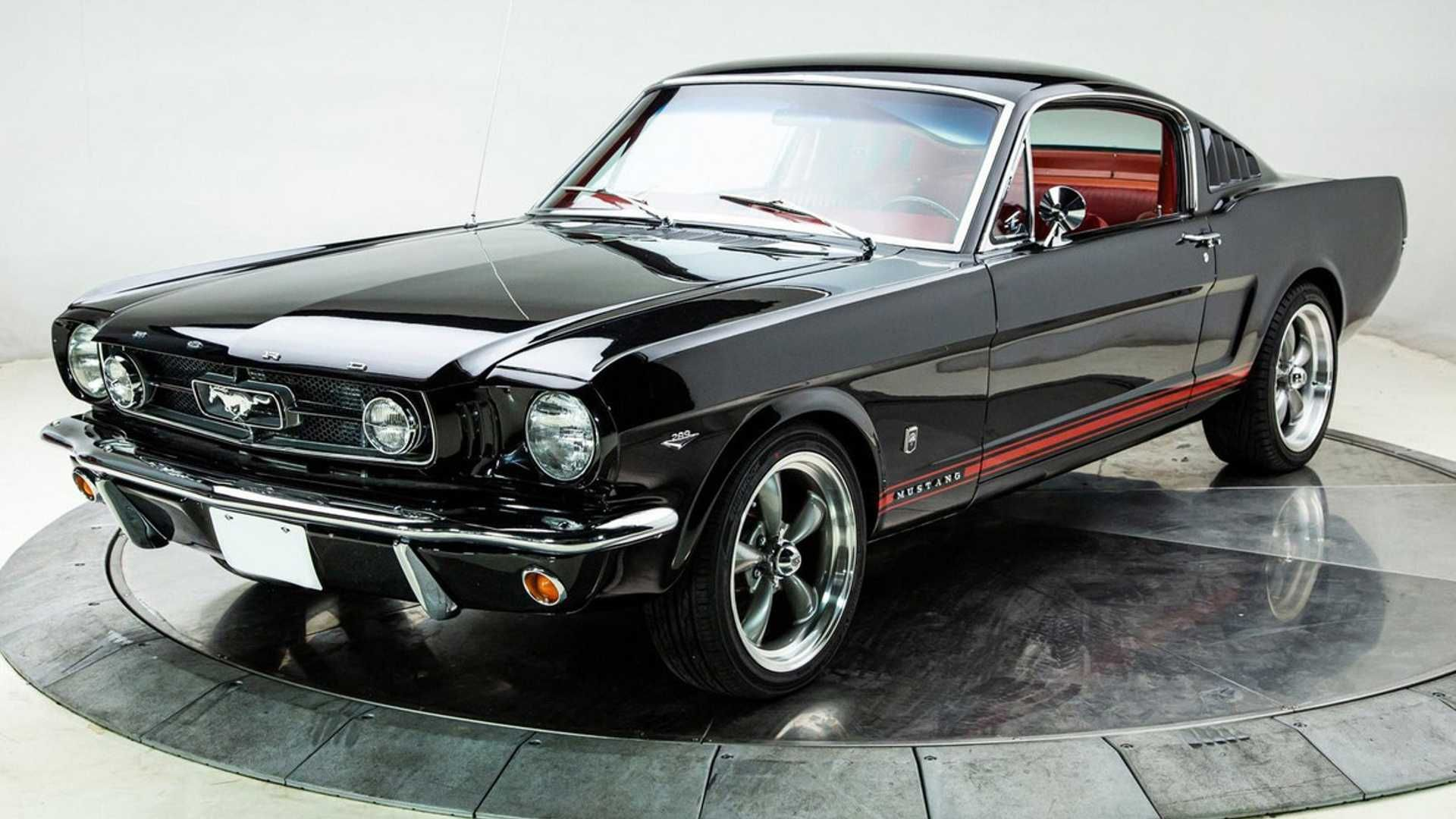 Pro Touring 1965 Ford Mustang Gt Up For Grabs Ford Mustang