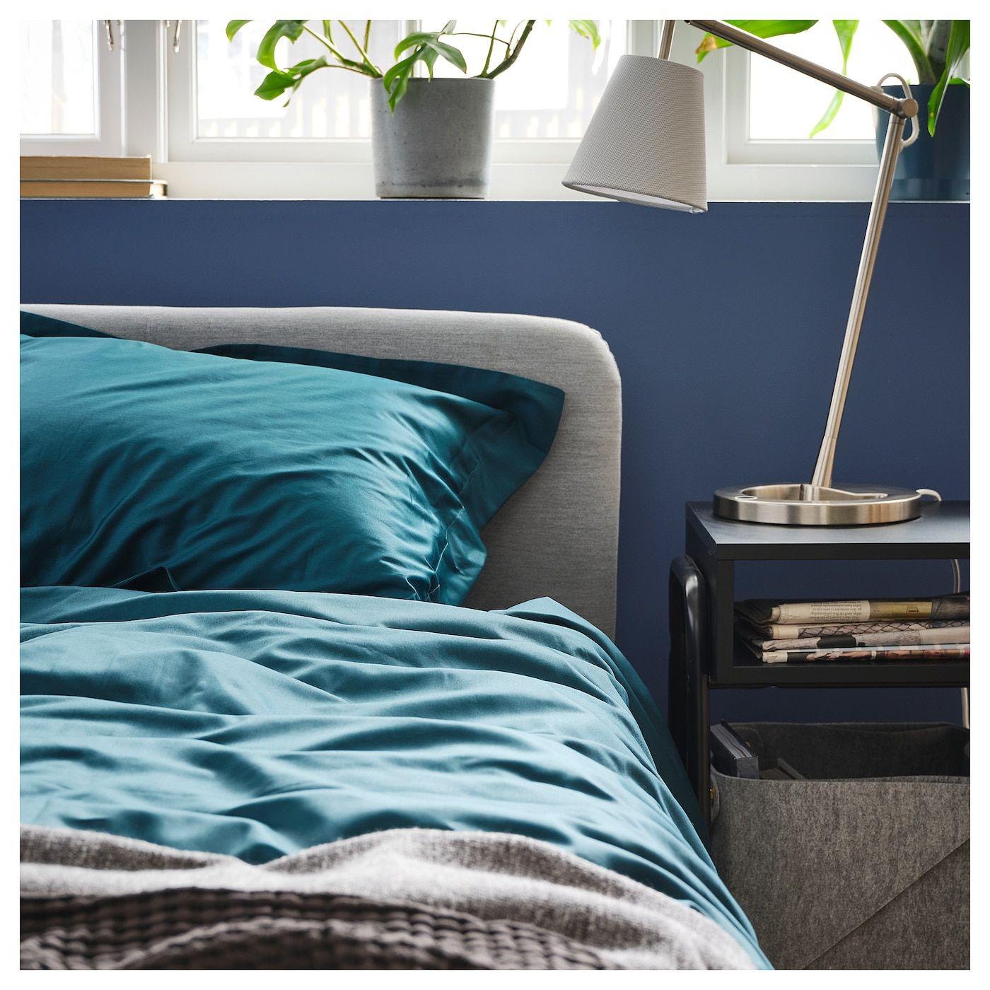 Luktjasmin Duvet Cover And Pillowcase S Dark Green Full Queen