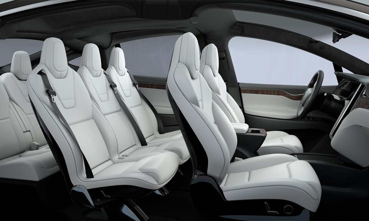 model x tesla motors seating for 7 dream car pinterest tesla rh pinterest com