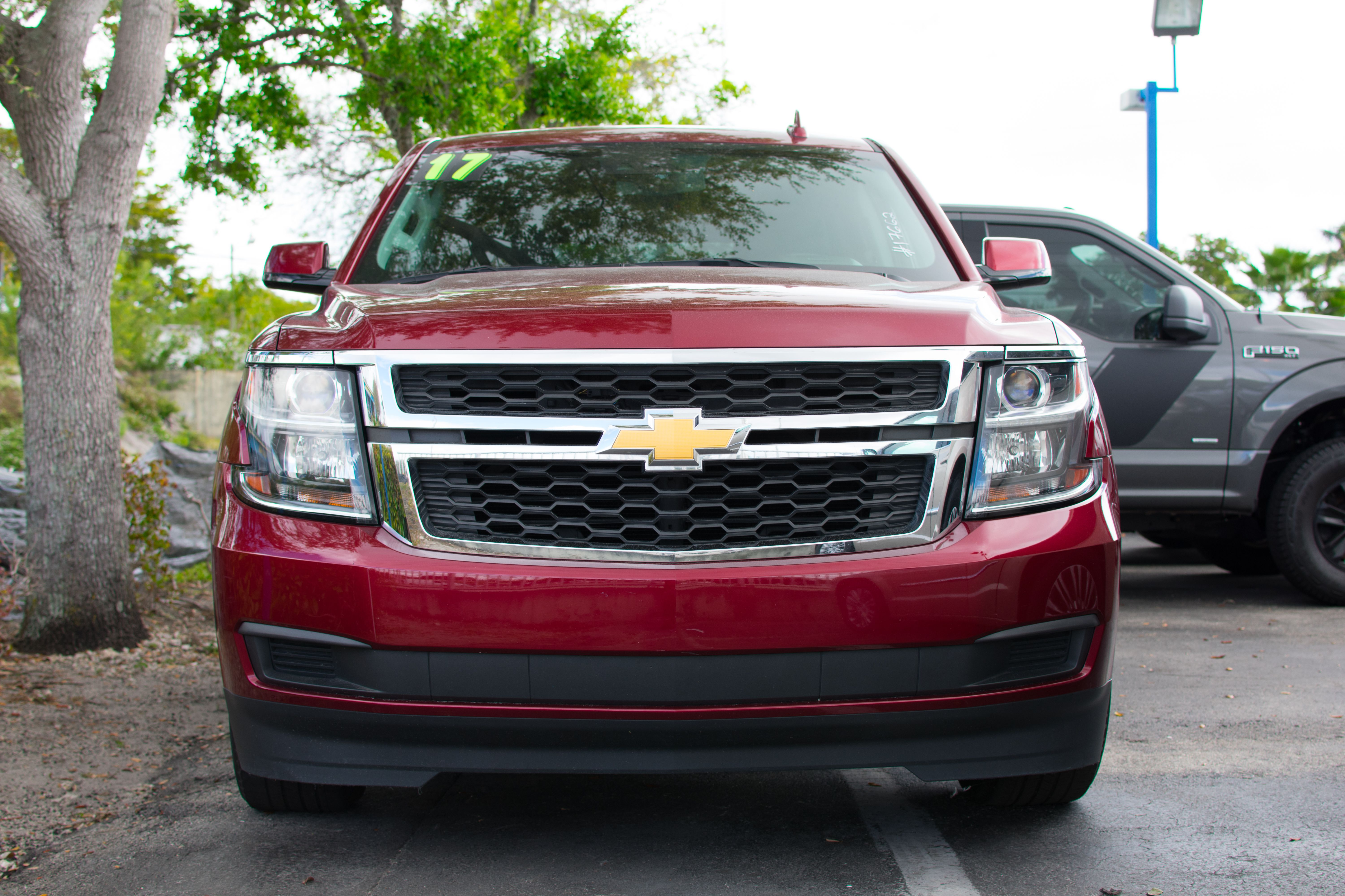 2017 Chevrolet Tahoe Lt Everyone Is Approved Visit Us Drive